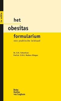 Het Obesitas Formularium | DH Schweitzer ; EMH Mathus-Vliegen |