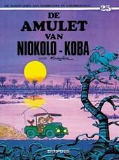 Robbedoes & kwabbernoot 25. de amulet van niokolo-koba