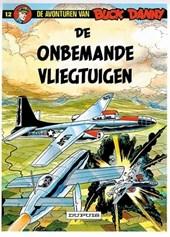 Buck danny 012. de ombemande vliegtuigen