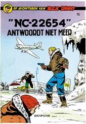 Buck danny 015. nc 22654 antwoordt niet meer