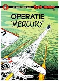 Buck danny 029. operatie mercury   Hubinon  