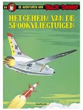 Buck danny 033. het geheim van de spookvliegtuigen