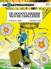 De blauwbloezen 08. de hoogvliegers van de cavalerie (herdruk)