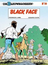 De blauwbloezen 20. black face | Willy Lambil & Raoul Cauvin |