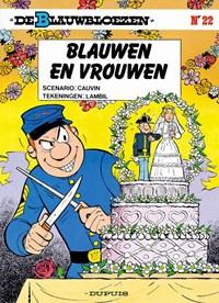 De blauwbloezen 22. blauwen en vrouwen | Willy Lambil & Raoul Cauvin |