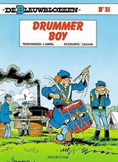 Blauwbloezen 31. drummer boy