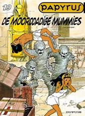 Papyrus 19. de tien moorddadige mummies