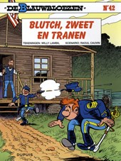 Blauwbloezen 42. blutch, zweet en tranen