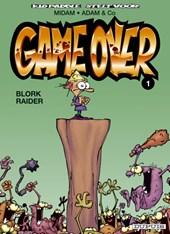 Game over 01. blork raider