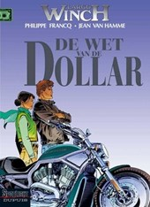 Largo winch 14. de wet van de dollar