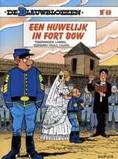 Blauwbloezen 49. een huwelijk in fort bow