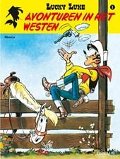 Lucky luke 04. avonturen in het westen