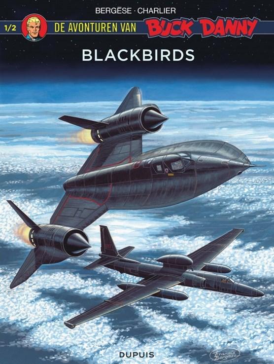 Buck danny - buitenreeks Hc01. de blackbirds