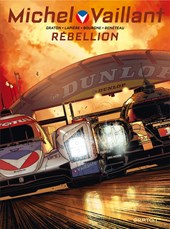 Michel vaillant seizoen 2 Hc06. rebellion | marc bourgne |