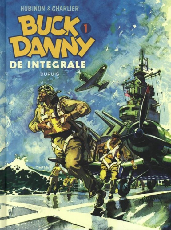 Buck danny integraal Hc01. 1946-1948