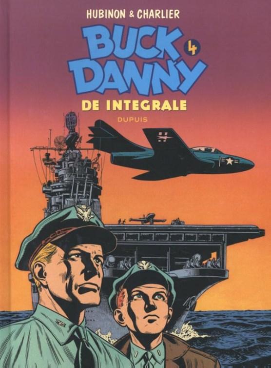 Buck danny integraal Hc04. 1953-1955