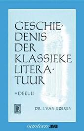 Vantoen.nu Geschiedenis der klassieke literatuur II