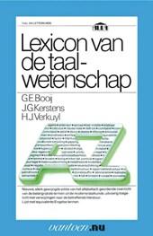 Lexicon van de taalwetenschap