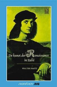 Kunst der Renaissance in Italië | W. Paatz |