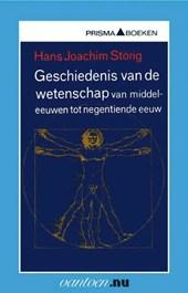 Geschiedenis van de wetenschap van middeleeuwen tot negentiende eeuw