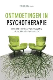 Ontmoetingen in psychotherapie.  Interactionele vormgeving 31 praktijkverhalen