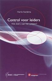 Control voor leiders