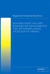 Hoofdlijnen Nederlands burgerlijk procesrecht van de Nederlandse Antillen en Aruba