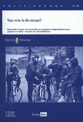 Van wie is de straat?