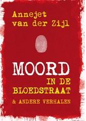 Moord in de bloedstraat - grote letter uitgave
