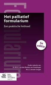 Het palliatief formularium