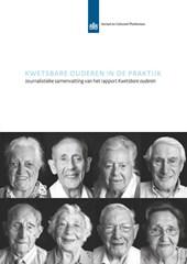SCP-publicatie Kwetsbare ouderen in de praktijk