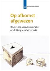 SCP-publicatie Op afkomst afgewezen