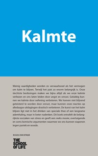 Kalmte | The School of Life |