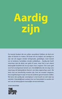 Aardig zijn | The School of Life |