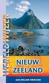 Wereldwijzer reisgids Nieuw-Zeeland