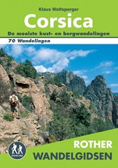 Rother Wandelgidsen Rother Corsica