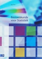 Basiswiskunde voor Statistiek
