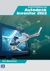 Solid Modeling met Autodesk Inventor