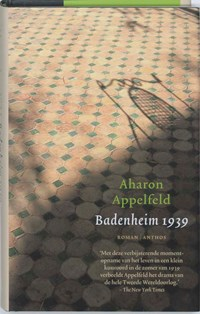 Badenheim 1939 | Aharon Appelfeld |
