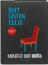 Minder dan niks | Bret Easton Ellis |