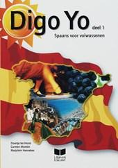 Digo Yo deel 1 (spaans), incl. cd's