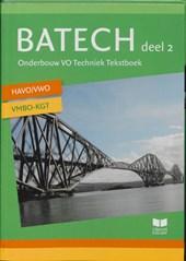 Batech deel 2 havo-vwo en vmbo-kgt Tekstboek