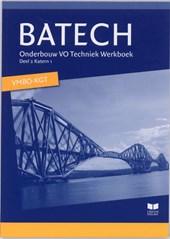 Batech katern 2 VMBO-KGT onderbouw VO techniek werkboek