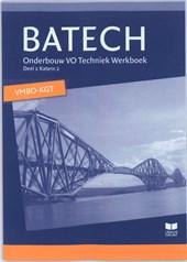 Batech deel 2 vmbo-kgt Werkboek katern