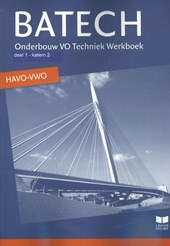 Batech deel 1 havo-vwo Werkboek katern