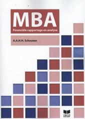 Moderne Bedrijfsadministratie MBA Financiële rapportage en analyse