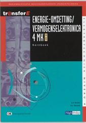 TransferE Energie-omzetting / vermogenselektronica 4MK-DK3401 Kernboek