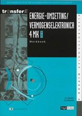 Energie-omzetting / vermogenselektronica 4MK-DK3401 Werkboek