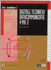 TransferE Digitale techniek / datacommunicatie 4MK-DK3401 Kernboek