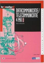 TransferE Datacommunicatie / telecommunicatie 4MK-DK3402 Kernboek